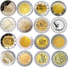 2 euro pièce commémorative 2011 neuve LUXEMBOURG, PORTUGAL, FINLAND , ALLEMAGNE