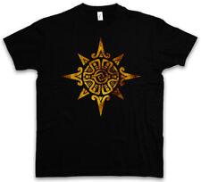 AZTEC POWER T-SHIRT Indianer Zeichen Sign Kultur Zivilisation Maya Religion