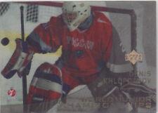 Denis Khlopotnov 1996-97 UD ICE Russian World Jr Card # 142