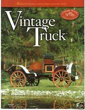 GMC Delivery Trucks, REO Model H, Saurer, Ford F-7 Big Job, 1912 Saurer