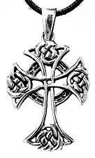 Nr. 171: Keltenkreuz Kelten keltisches Kreuz 925 Silber Silberanhänger Anhänger