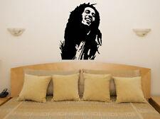 BOB MARLEY REGGAE Dormitorio Cuarto De Estar Música Letra ADHESIVO pared imagen
