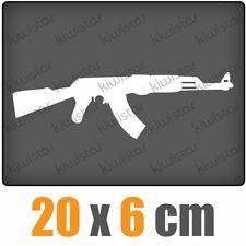 AK 47 Kalaschnikow csf0466 20 x 6 cm JDM  Sticker Aufkleber