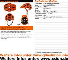 Xsion MTB Fahrradhelm