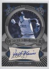 2004 Upper Deck Etchings #ET-MO Jack Morris Detroit Tigers Auto Baseball Card