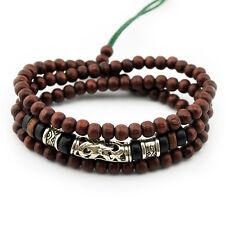 TIBET WICKELARMBAND SERIE 12! Armband-Kette Leather Bracelet !Surferarmband