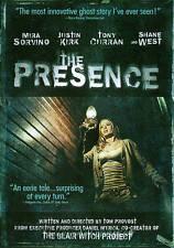 Presence  DVD   LIKE NEW