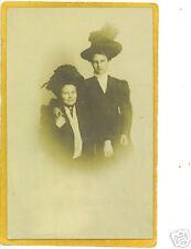 Real Photo Postcard Affectionate Women Lesbian Interest
