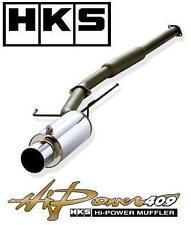 HKS HI-POWER 409 EXHAUST SYSTEM - fits SUBARU IMPREZA WRX / STi GC8