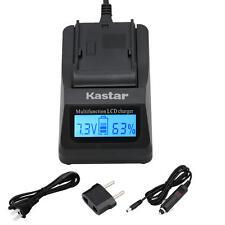 Kastar F970 Charger&Battery SonyHVR-Z7U  HXR-MC2000U  HXR-NX5  NEX-EA50UH