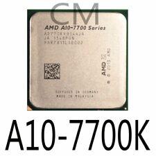 AMD A10-5700 A10-5800K A10-6700 A10-6790K A10-6800K 7700K CPU Processor