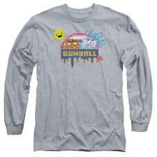 Amazing World Of Gumball Sunshine Mens Long Sleeve Shirt