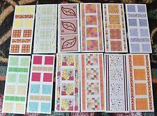 Creeative Memories 2x5 Studio Sticker Strip~You Choose One~Squares & Lines