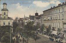 POLAND WARSZAWA UL. MARZALKOWSKA NICE FRANKING