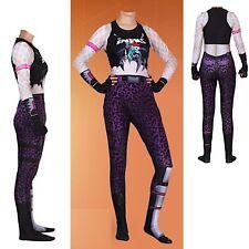 Tuta Intera Costume Carnevale Donna Bimba Chord Cosplay Zentai UFNITE05 34b0c4732a1