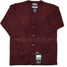 French Toast Cardigan Sweater Boy Youth V-Neck Cardigan Sweaters School Uniforms