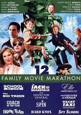Family Movie Marathon DVD, Kirk Douglas, Various