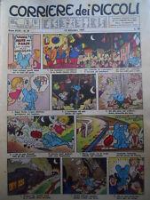 Corriere dei Piccoli n°37 1957    - r.G12