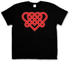 Celtic Knot logo Sign XI T-SHIRT-CELTI NODO CELTICO CROCE CROSS THOR him