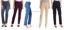 Gloria Vanderbilt Women's Amanda Heritage Fit Tapered Leg Jeans