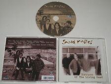 SAND RUBIES/RETURN OF THE LIVING DEAD (BLUE ROSE BLU CD0070) CD ALBUM