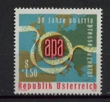 Austria 1976 SG # 1770 agenzia stampa MNH