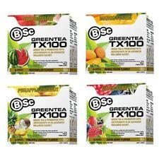 TX100 Bsc GREEN TEA DETOX TEATOX SKINNY TEA ME WEIGHT LOSS FAT BURNER PROBIOTIC