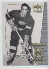 1999-00 Upper Deck Century Legends #21 Ted Lindsay Detroit Red Wings Hockey Card