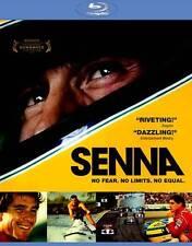 Senna [Blu-ray] Ayrton Senna Blu-ray