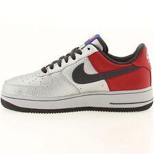 315677-001 Nike Air Force 1 Low Big Kids GS Original Six Bobby Jones Silver Red