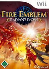 Nintendo Wii Spiel - Fire Emblem: Radiant Dawn (mit OVP)