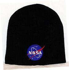 Nasa - Meatball Insignia Embroidered Skull Cap Hat