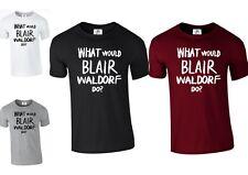What Would Blair Waldorf Do T Shirt Mode Chuck Bass Top SWAG ( Blair, T-Shirt)