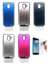 """Funda Carcasa Rigida Aluminio Interior Gel Samsung Galaxy A6 (2018) (4G) 5.6"""""""