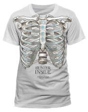 Supernatural 'Hunter Inside' (White) T-Shirt - NEW & OFFICIAL!