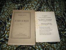 """Ernest HUPIN: Au temps du muguet (nouvelle)+ poème """"le pigeon voyageur"""""""