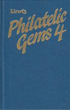 Linn's Philatelic Gems 4, by Donna O'Keefe,  NEW HB
