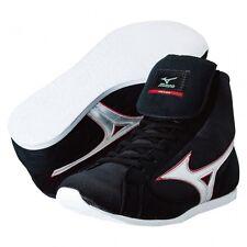 Mizuno Boxing Shoes Ef-Fot Model Black 36Kb300 Made in Japan Ems Free Shipping