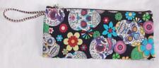Fair Trade Candy Skull Bleistift/Make Up Case von Marrakesch Marokko
