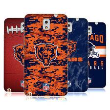 OFFICIAL NFL 2018/19 CHICAGO BEARS SOFT GEL CASE FOR SAMSUNG PHONES 2