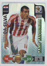2010 Panini Adrenalyn XL FIFA World Cup South Africa #PADA Paulo Da Silva Card