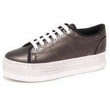 9267O sneaker zeppa JEFFREY CAMPBELL ZOMG LEA scarpa donna shoe woman