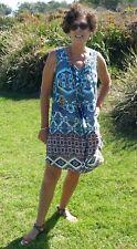 NWT Missy Q Sleeveless Summer Dress size 8,10,14,16