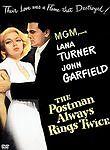 The Postman Always Rings Twice (DVD, 2004)