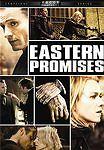 Eastern Promises (DVD, 2007) Viggo Mortensen, Naomi Watts