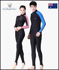 Men Boy Scuba Dive Snorkel Wetsuit Water Sport Full Body SwimSuit (S,M,L,XL,XXL)