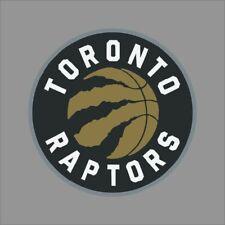 Toronto Raptors #6 NBA Team Logo Vinyl Decal Sticker Car Window Wall Cornhole