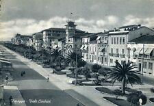"""""""  VIAREGGIO ( LU ) : Viale Carducci """"    - Viaggiata Anno 1953"""