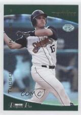 2006 TRISTAR Prospects Plus Gold #45 Miguel Montero Tucson Sidewinders Card