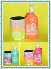 Victoria's Secret PINK Spring Break FRESH GLOW Body Lotion with KOOZIE U PICK 1